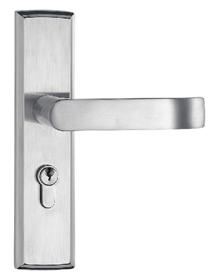 LOKIN 28ST07 SSSP Panel Door Handle Lock