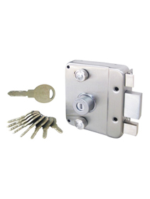 LOKIN 9333 Secure Night Latch  Rim Lock