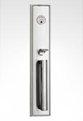 LOKIN 82ST03W Grip Handle Lockset