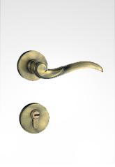 LOKIN 2216 Split Door Handle Lockset
