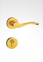 LOKIN 2219 Split Door Handle Lockset