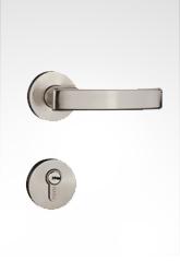 LOKIN 2220 Split Door Handle Lockset