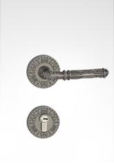 LOKIN 2223 Split Door Handle Lockset