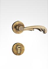 LOKIN 2221 Split Door Handle Lockset