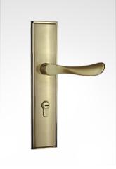 LOKIN 2638 Panel Door Handle Lockset