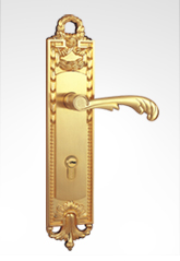 LOKIN 2633 Panel Door Handle Lockset