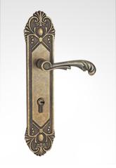 LOKIN 2653 Panel Door Handle Lockset