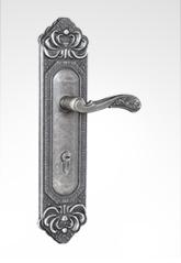 LOKIN 2656 Panel Door Handle Lockset