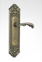 LOKIN 2658 Panel Door Handle Lockset