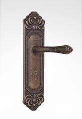 LOKIN 2659 Panel Door Handle Lockset