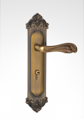 LOKIN 2686 Panel Door Handle Lockset