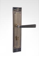 LOKIN 2690 Panel Door Handle Lockset