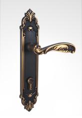 LOKIN 26B05 Panel Door Handle Lockset