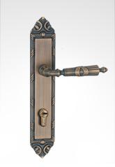LOKIN 26B09 Panel Door Handle Lockset