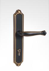 LOKIN 26B91 Panel Door Handle Lockset
