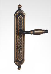 LOKIN 26B93 Panel Door Handle Lockset